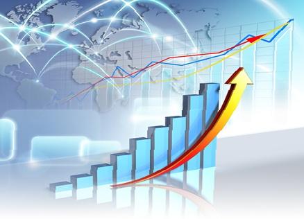 Определить средний темп роста