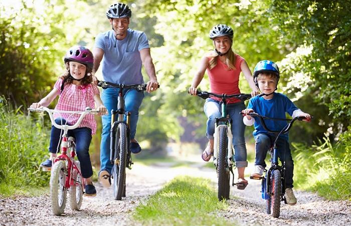 Городской прокат велосипедов