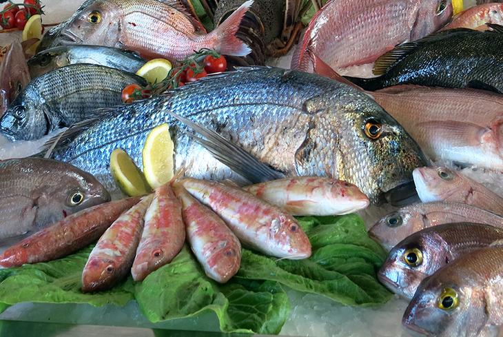 Открыть магазин рыбы