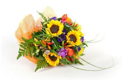 Цветочный ларек