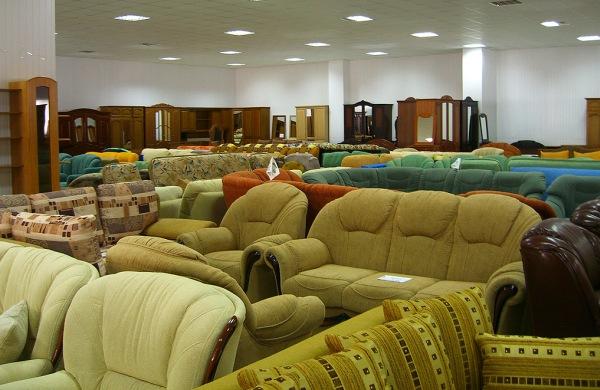 Зал с мягкой мебелью