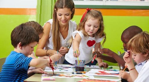 Открыть детский центр