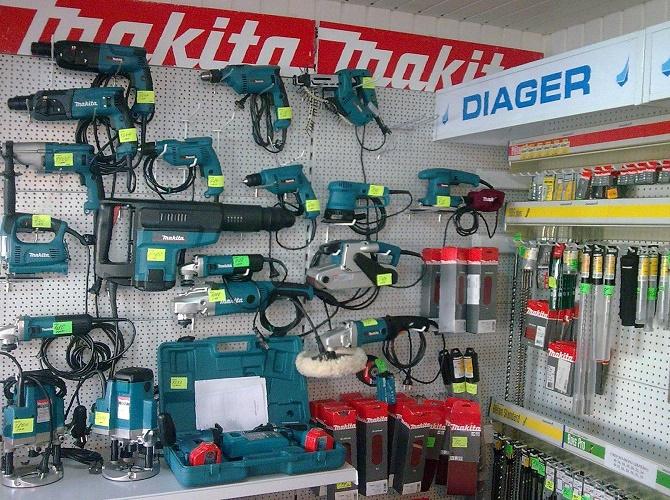 Открыть магазин инструментов