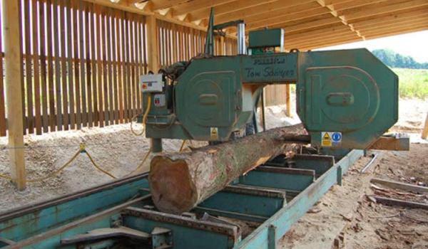 Станок для обработки дерева