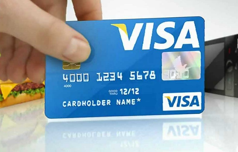 Заблокировать карты VISA