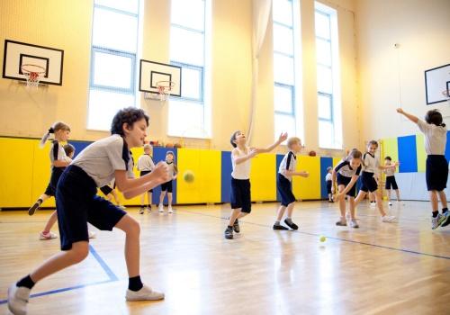 Детская спортивная школа