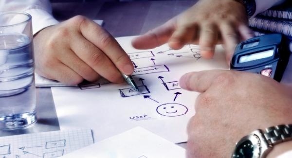 Схема бизнеса